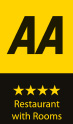 AA Restaurant with rooms logo